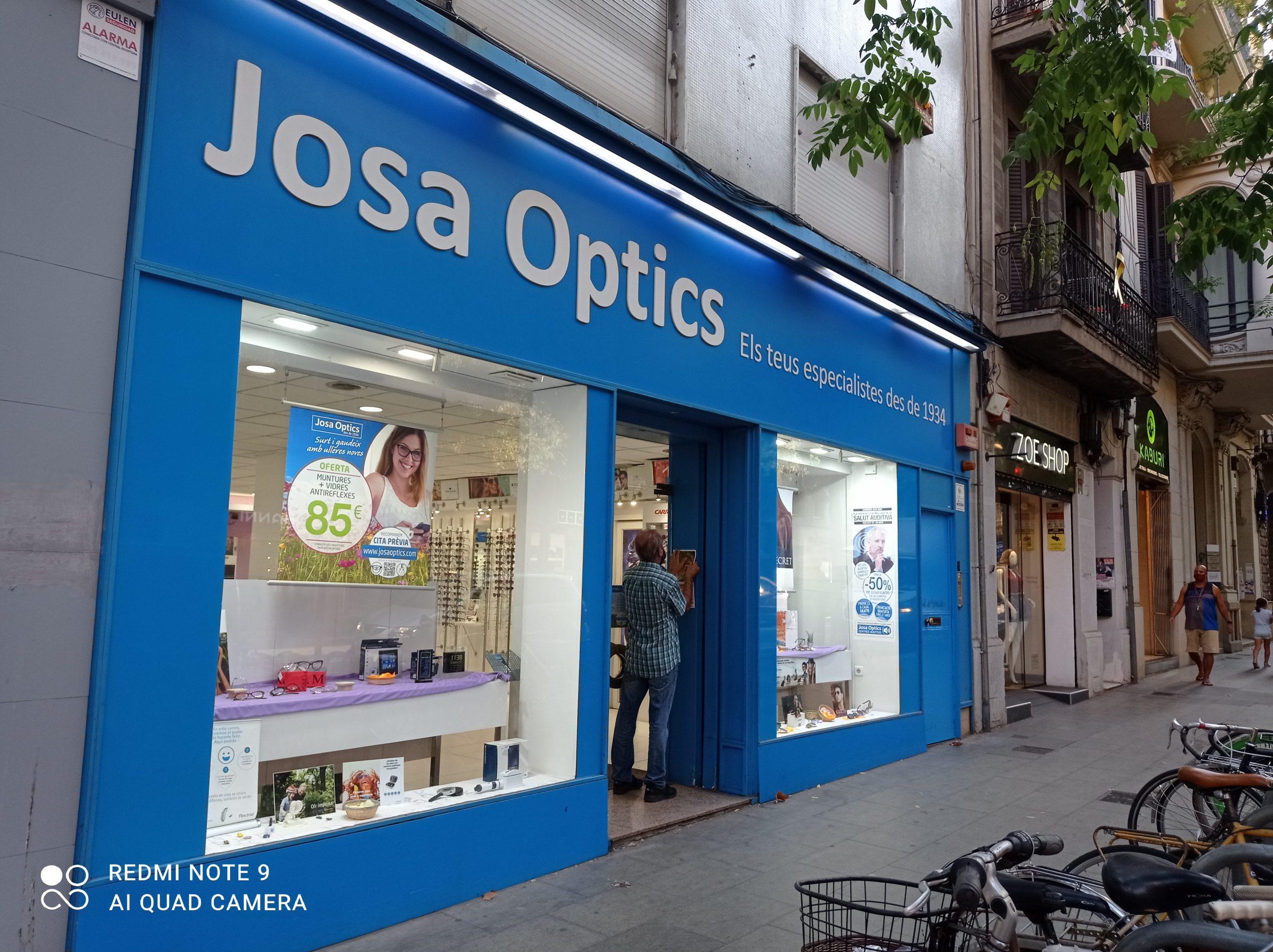 Josa Optics