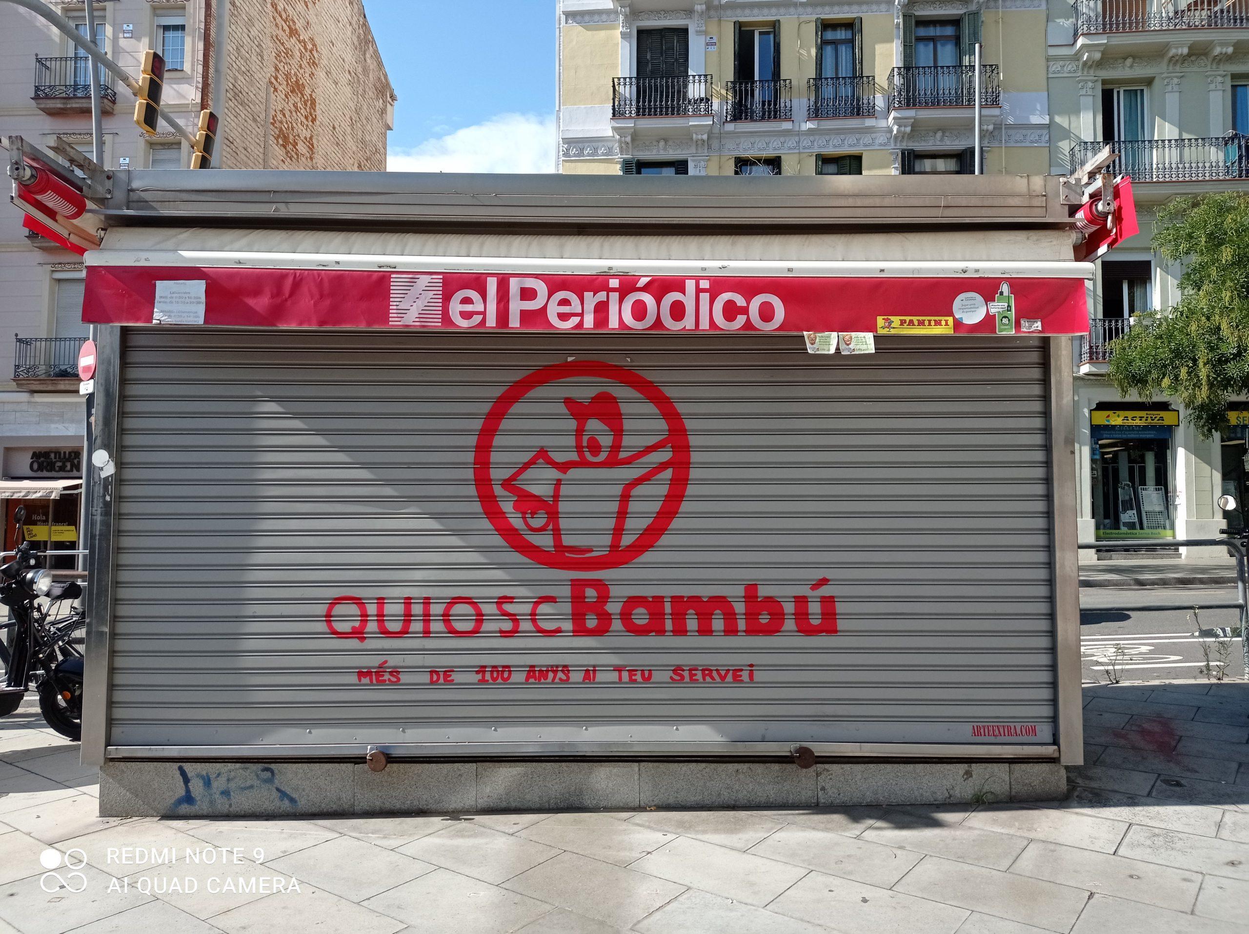 Quiosc Bambu